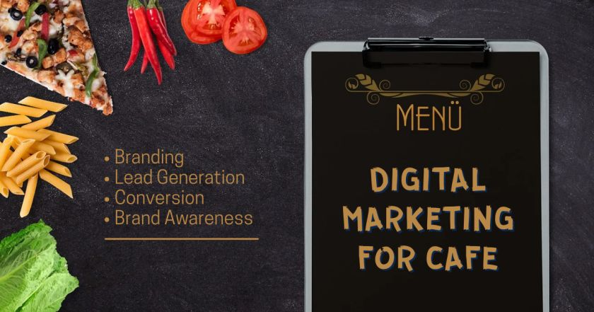 Digital Marketing for cafe: A Complete Guide